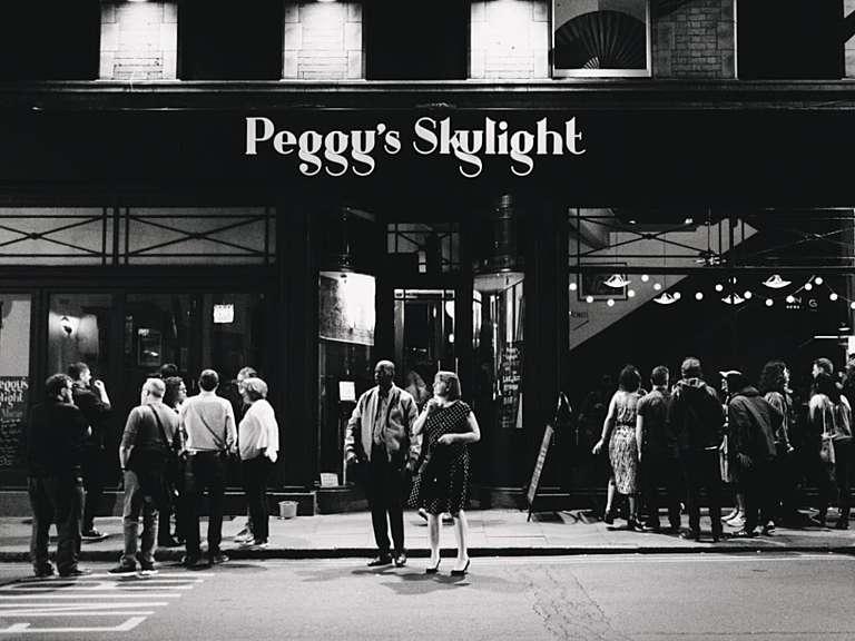 Peggy's Skylight case study