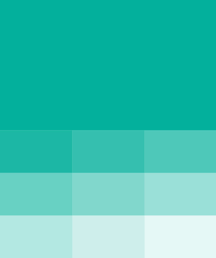 Aqua Palette